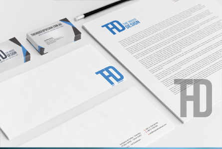 Print Advertising, Marketing Brochure, Office Stationery