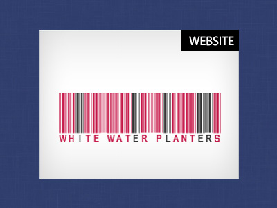 White Water Planters Website Thumbnail